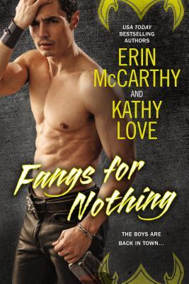 Review: Fangs for Nothing by Erin McCarthy & Kathy Love