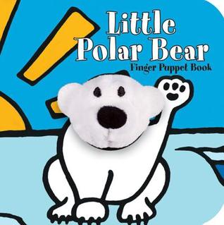 Little Polar Bear Finger Puppet Book