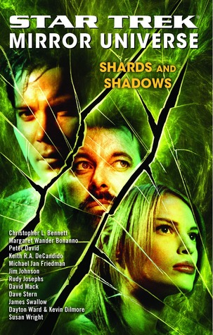 Shards and Shadows by Margaret Clark