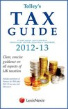 Tolley's Tax Guide 2012-2013