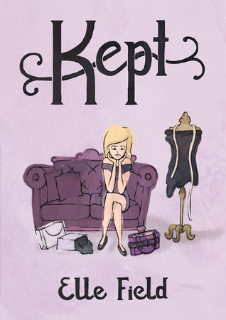 Signed copy of Kept giveaway!