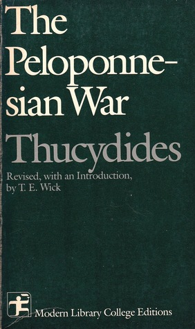 The Peloponnesian War by Thucydides