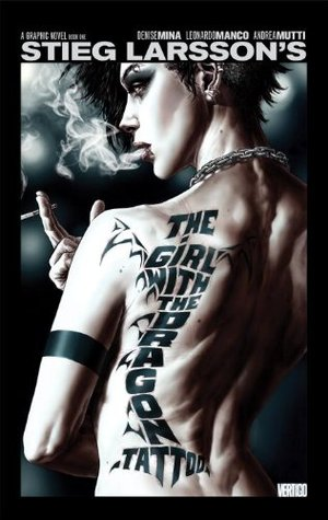 The Girl With the Dragon Tattoo, Vol. 1