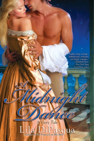 A Midnight Dance (Fiery Tales, #3)