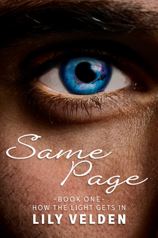 Pre-release Review: Same Page by Lily Velden
