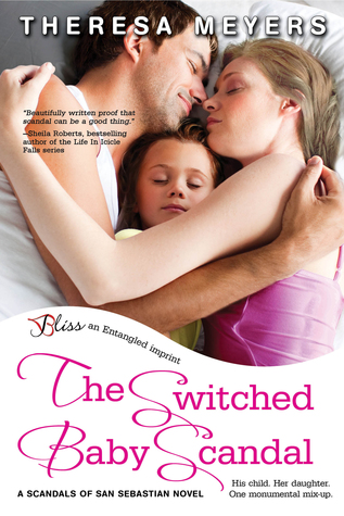 Book Spotlight: The Switched Baby Scandal by Theresa Meyers