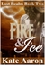 Fire & Ice (Lost Realm, #2)