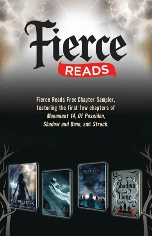 Fierce Reads Chapter Sampler by Anna Banks