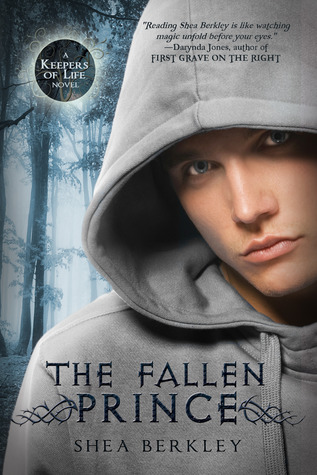 The Fallen Prince by Shea Berkley