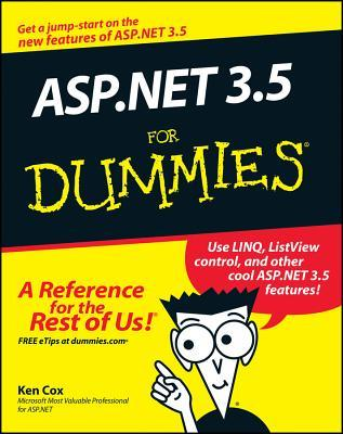 ASP.NET 3.5 For Dummies (For Dummies (Computer/Tech))