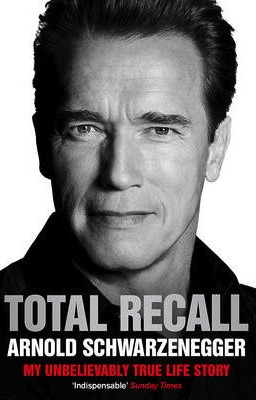 Book cover - Total Recall