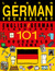 Learn German Vocabulary - English/German Flashcards - 101 Household Items