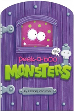 Peek-A-Boo Monsters