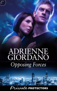 Opposing Forces (Private Protectors, #6)