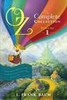 The Wonderful Wizard of Oz; The Marvelous Land of Oz; Ozma of Oz - Book 1