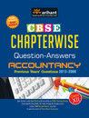 CBSE Chapterwise Questions-Answers ACCOUNTANCY  by Parul Jain