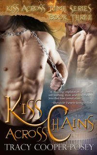 Review: Kiss Across Chains by Tracy Cooper-Posey