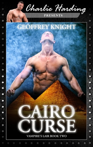 Review: Cairo Curse (Vampire's Lair #2) by Geoffrey Knight