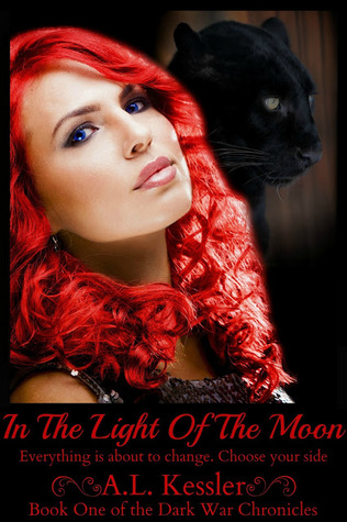 In the Light of the Moon by AL Kessler