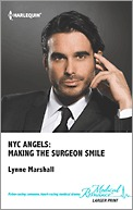 NYC Angels: Making the Surgeon Smile (Book #7)