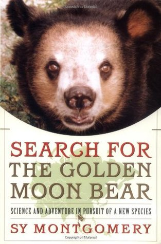 Search for the Golden Moon Bear by Sy Montgomery