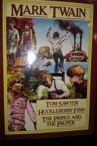 Tom Sawyer,Huckleberry Finn,The Prince and the Pauper