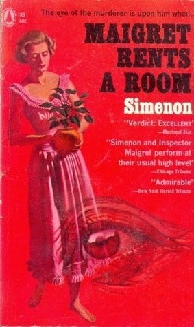 Maigret Rents a Room by Georges Simenon
