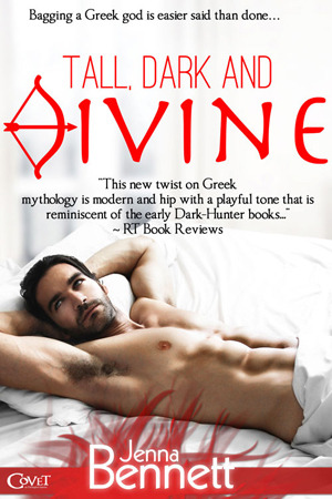 Tall, Dark and Divine by Jenna Bennett