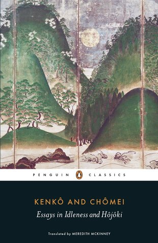 Essays in Idleness and Hôjôki Penguin Classics