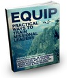 Equip: Practical Ways to Train Missional Leaders