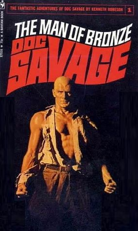 The Man of Bronze (Doc Savage #1)