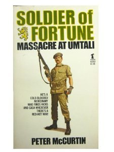 Massacre at Umtal by Peter McCurtin