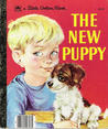 The New Puppy (a Little Golden Book) (Hardcover)