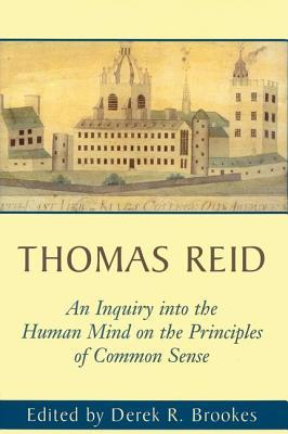An Inquiry into the Human Mind (Edinburgh Edition of Thomas Reid)