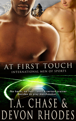 Free download At First Touch (International Men of Sports #3) PDF