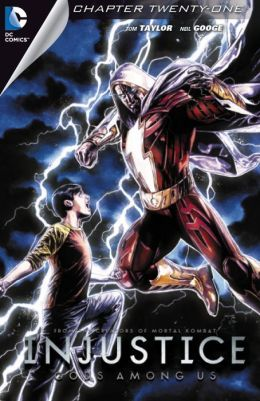 Injustice: Gods Among Us #21 (Injustice: Gods Among Us - Year One #21)