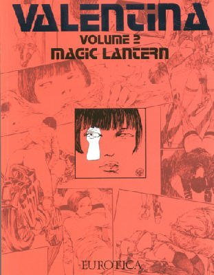 Valentina, Volume 2: Magic Lantern