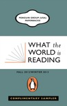What the World is Reading: Fall 2012 / Winter 2013