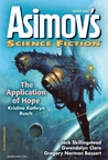Asimov's Science Fiction Magazine (August 2013, Volume 37, No. 8)