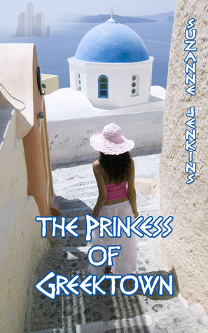The Princess of Greektown (The Greektown Trilogy, #2)