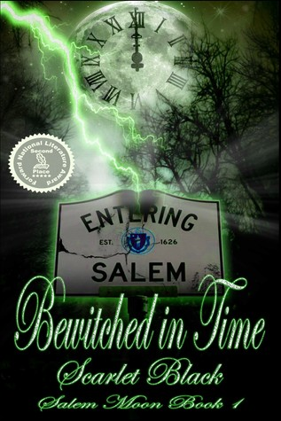 Bewitched in Time by Scarlet Black
