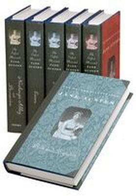 The Oxford Illustrated Jane Austen by Jane Austen