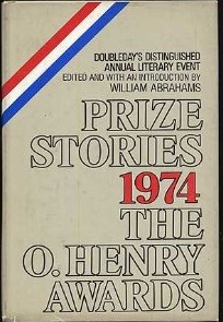 Prize Stories 1974: The O
