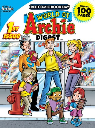 World of Archie Digest 1 World of Archie comics digest 1