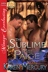 The Sublime Miss Paige (The Sunset Palomino Ranch, #1)