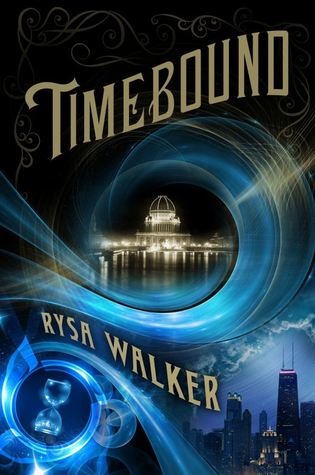 Timebound (The Chronos Files, #1)