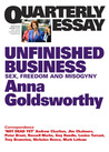 Unfinished Business: Sex, Freedom and Misogyny