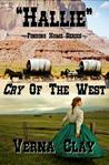 Cry of the West: Hallie (Finding Home, #1)
