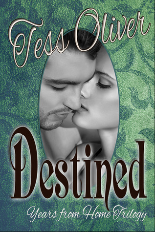 Free download Destined (Years from Home #3) PDF by Tess Oliver