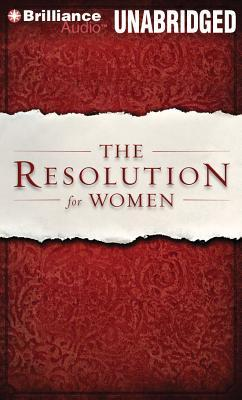 Resolution for Women, The by Priscilla Shirer